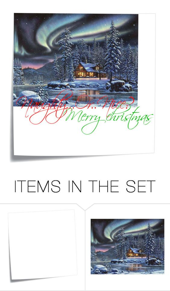 """""""Merry 22 days til xmas"""" by patdloverr on Polyvore featuring art"""