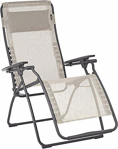 Lafuma Futura Zero Gravity Recliner Seigle Outdoor Chairs Outdoor Furniture Outdoor Decor