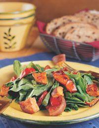 Roasted Sweet Potato Salad Repinned via Alex Latham