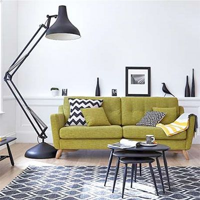 You can make any room come to life with some boldly #coloured #furniture. http://www.furniturebrands4u.co.uk/