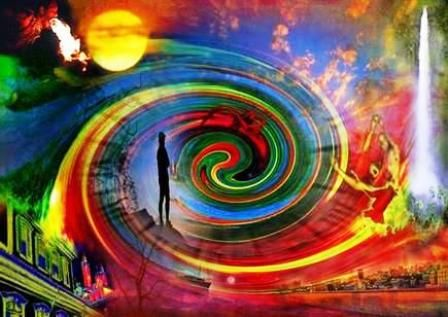 .El laberinto simboliza el camino de la vida, que te conduce hacia tu centro, tu esencia, tu fuente de Luz y Sonido.   Representa el espacio uterino entre el Cielo y la Tierra, donde naces de nuevo.   Tras el laberinto se oculta no sólo la armonía del Cosmos, sino también el caos del mundo y de la vida humana----  El alma siempre utiliza un lenguaje simbólico para manifestarse tanto en sueños como en la vida real.