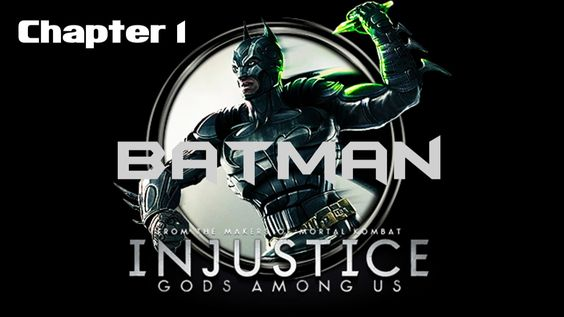 Injustice - Götter unter uns: Chapter 1 - Batman (Game Movie)