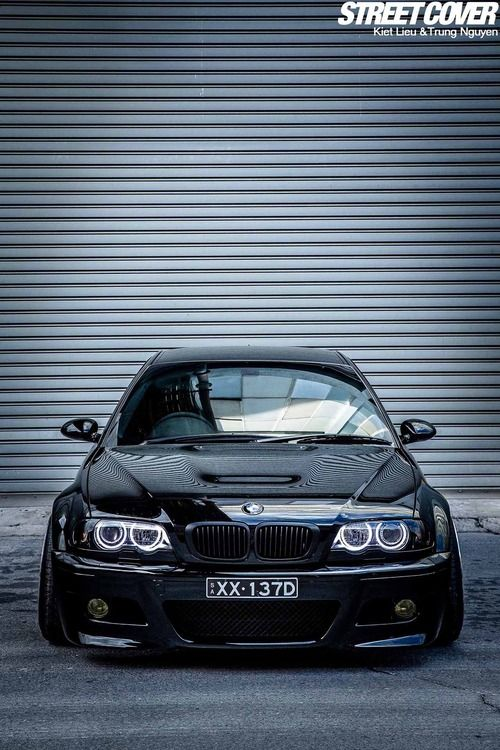BMW E46 M3 | BMW M series | BMW | Bimmer | BMW USA | Dream Car | car photography | sheer driving pleasure | Schomp BMW