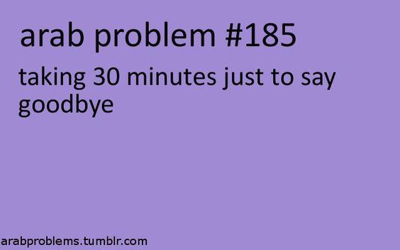 ARAB PROBLEMS. : Photo