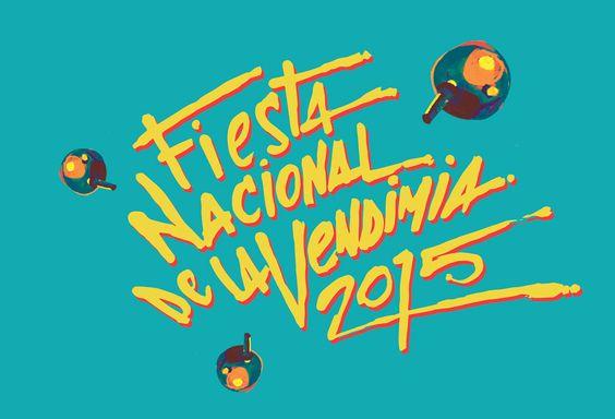 Fiesta Nacional de la Vendimia 2015 on Behance