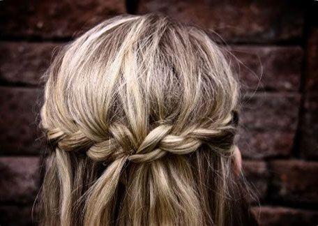 wrap around braid