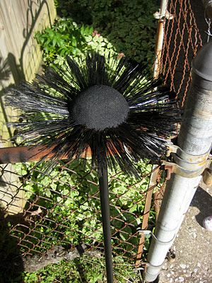 Diy Chimney Sweep Brush Costumey Pinterest Photo