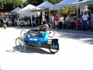 Confira as fotos do 5º Gravity Car do curso de Design da Unifran