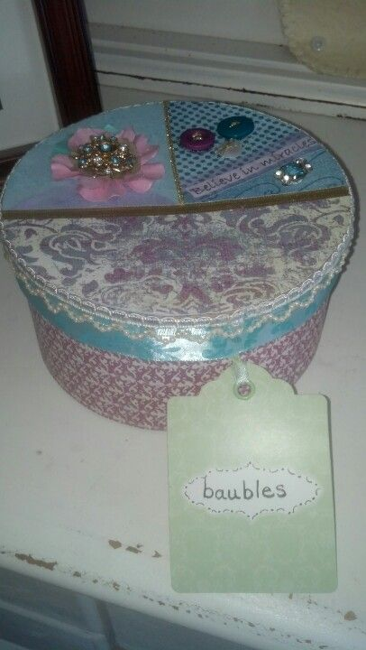 Baubles Box