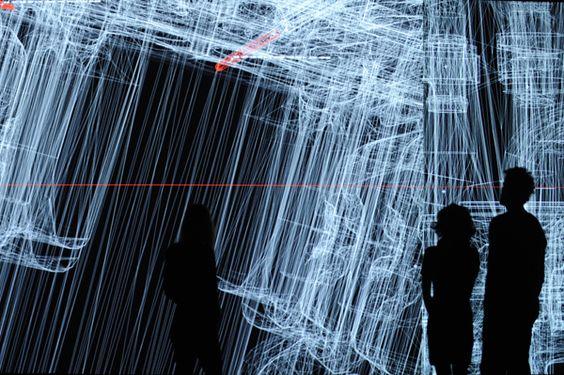 Faith is Torment | Art and Design Blog: data.anatomy [civic]: Audiovisual Installation by Ryoji Ikeda