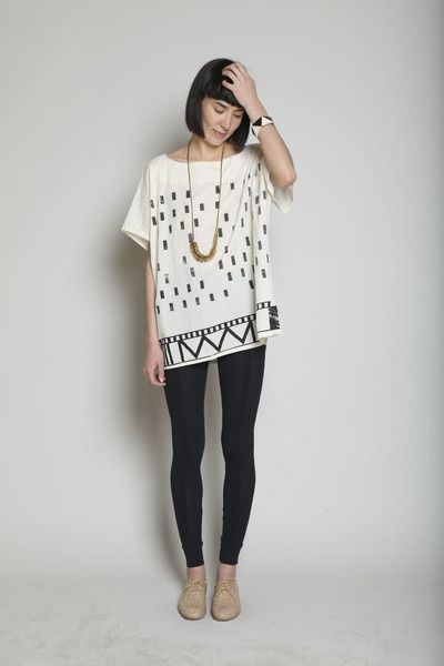 all great: pattern, necklace, leggings, shoes, color.: