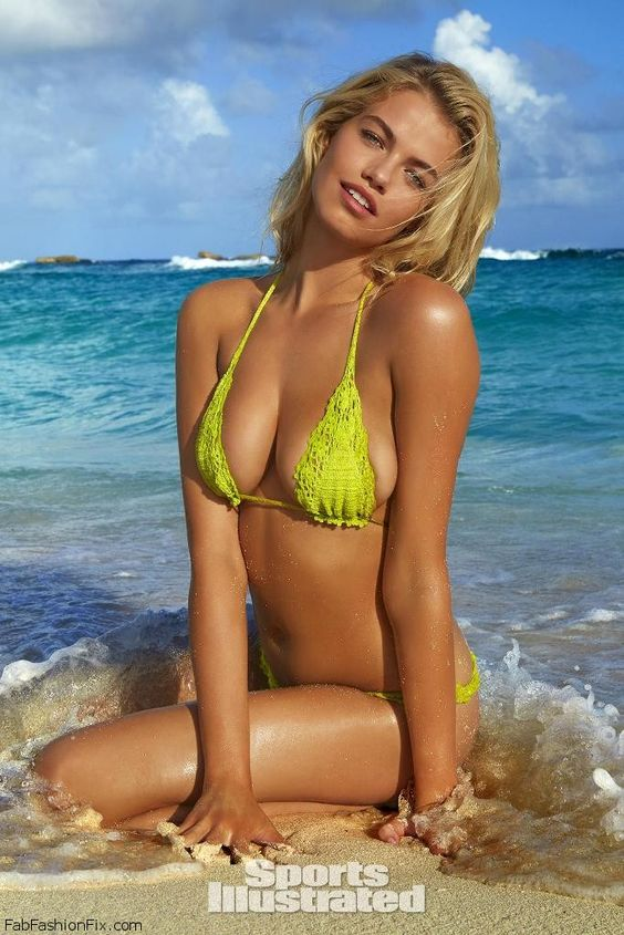 Hailey Clauson for 2016 Sports Illustrated Swimsuit issue. #sportsillustrated
