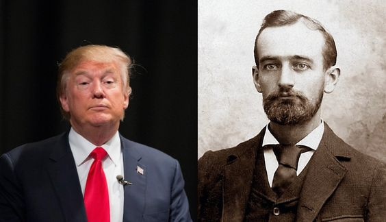 Trump's Grandfather begging not to be deported===This newly-translated letter has a very important lesson for Trump.: