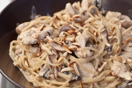 ... mushroom pasta mushrooms wild mushrooms sauces wine chicken pasta