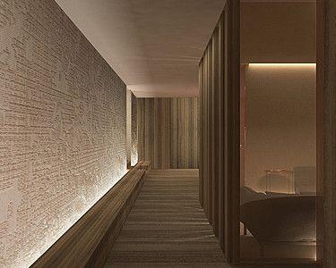 Modernes Design Spa Hotel ~ Beste Inspiration für Ihr Interior ...