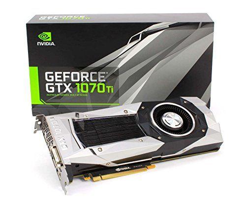 Nvidia Geforce Gtx 1070 Ti Fe Founder S Edition Nvidia Bitcoin Mining Bitcoin What Is Bitcoin Mining