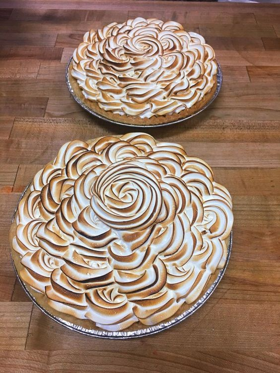 4. Perfect lemon meringue pies -  Happy Worthy Life. Creativity - Wonder - Inspriration - Art