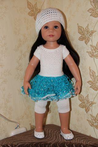 Наряды для Gotz 50 см. / Одежда для кукол / Шопик. Продать купить куклу / Бэйбики. Куклы фото. Одежда для кукол