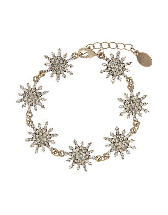 Starlet Armband mit ausgefassten Sternen