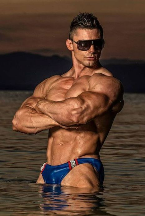Muscle Manias — Crossed 1