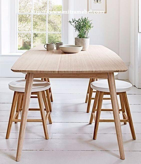 Set Meja Makan Scandinavian Retro Minimalis Jati Merupakan Produk Furniture Set Meja Makan Scandinavian Terbaru Yang Kami Meja Makan Set Meja Makan Kursi Makan