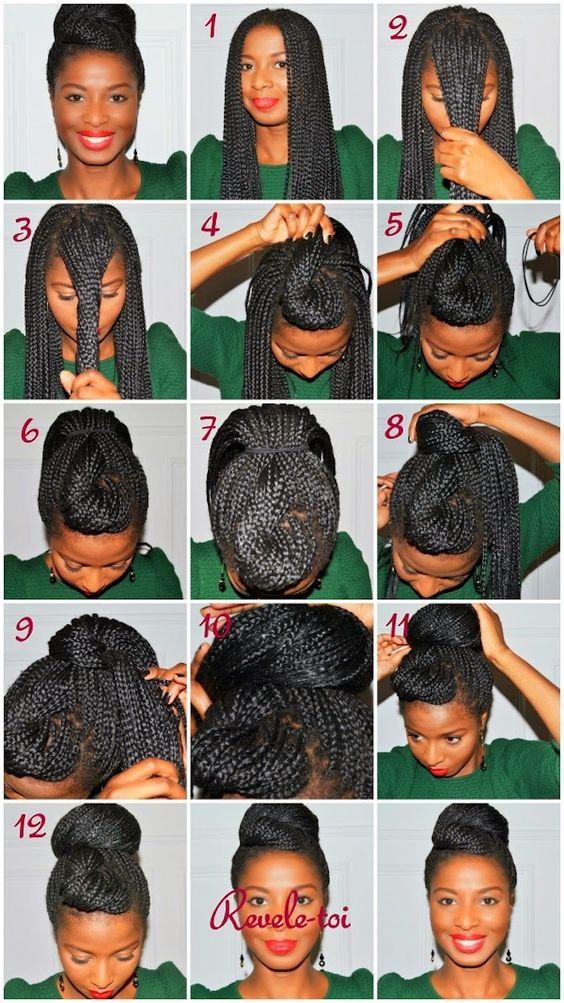 Revele-toi My fashion diary: Hairstyle Tutorials