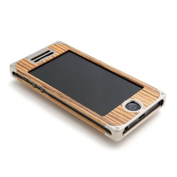 EXO16 iPhone 5 Nickel Zebra