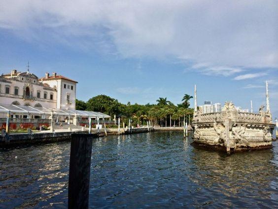 Vizcaya Museum & Gardens em Miami
