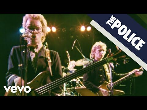 Our Top 10 Police Songs List Defines One Of Rock S Most Loved Bands Who Released So Many Classic Rock Songs In Just A F Classic Rock Songs Breakup Songs Police