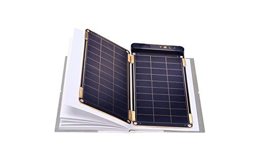Solar Paper + Pouch, Paper-thin and Light Portable Solar ...