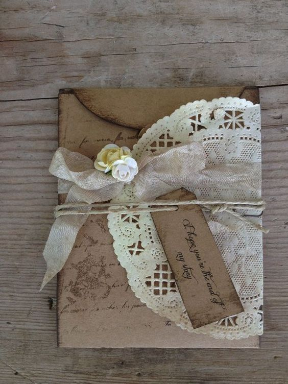 Country Chic Favors – Country Chic Wedding Invitations