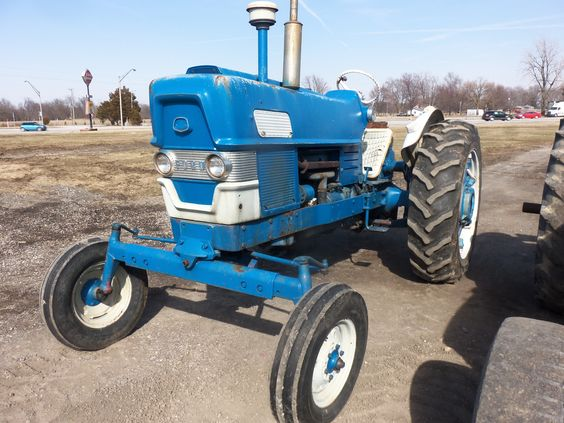 Ford 6000 Tractor Parts : Ford tractor tractors pinterest and