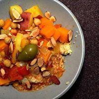 Squash and Chickpea Moroccan Stew | Food & Recipes | Pinterest | Stew ...