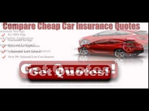 Compare Car Insurance Quotes Online In The Uk Watch Video Here
