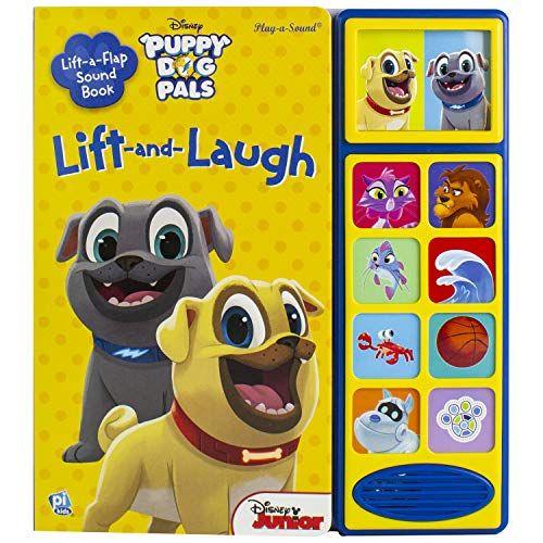 Download Pdf Disney Junior Puppy Dog Pals Lift And Laugh Out Loud Sound Book Pi Kids Free Epub Mobi Ebooks Sound Book Disney Junior Kid Friendly Jokes