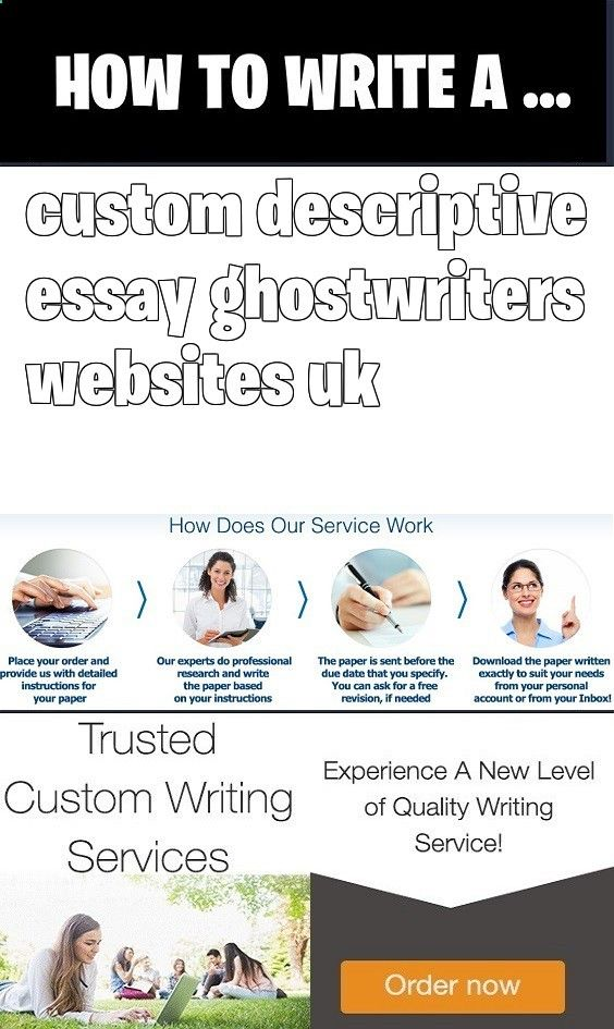 Custom letter ghostwriter services au the perfect picture essay