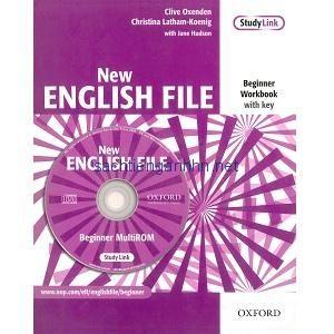 New English File Beginner Workbook Teacher Books Workbook English File