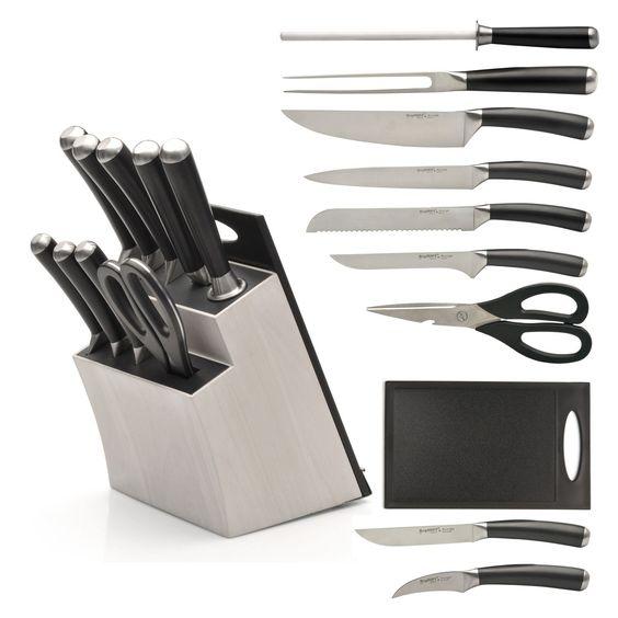 BergHOFF Auriga 11pc knife block