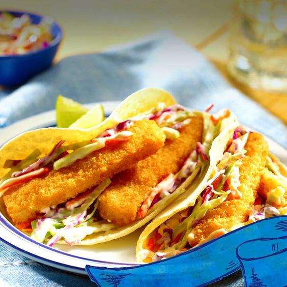 Fill up on these Easy Fish Tacos.