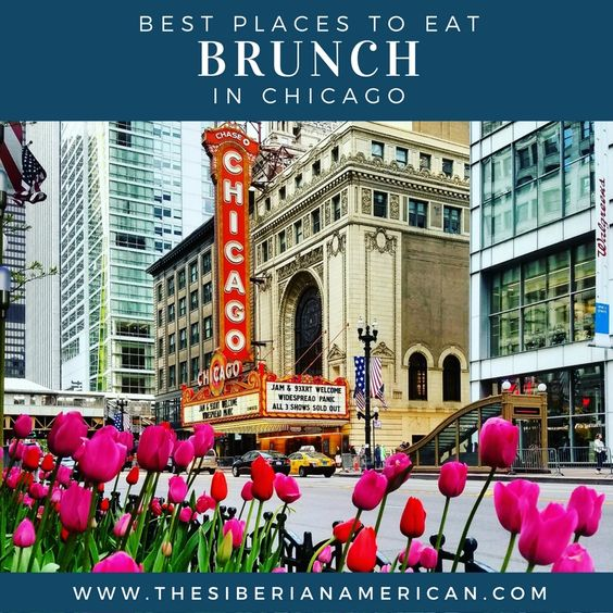 A guide to where to eat brunch in Chicago.