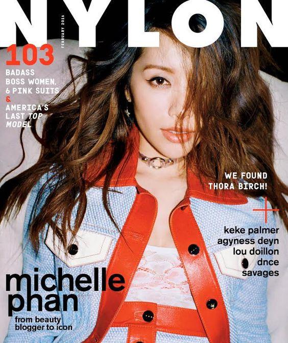 NYLON February 2016, Michelle Phan (Pre-order)