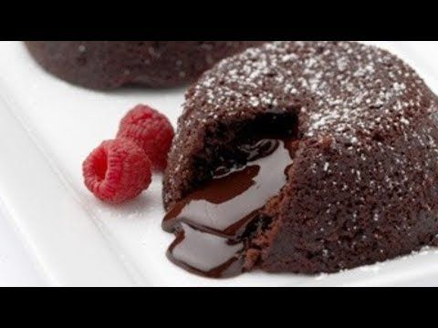 Biscuit Choco Lava Cake In A Pan How To Make Biscuit Choco Lava Cake Choco Lava Cake In Kadhai Youtube Lava Cake Recipes Lava Cakes Choco Lava