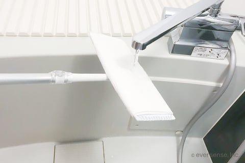 お風呂の天井を掃除する簡単な方法は カビができたらどうする