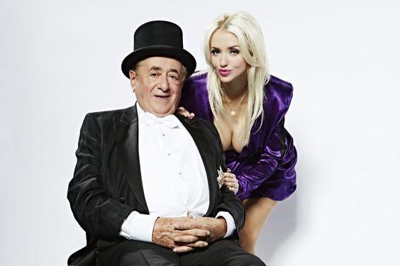 Das Playmate und der Millionär: Bei Cathy und Richard Lugner wird es trotz Altersunterschied nicht langweilig