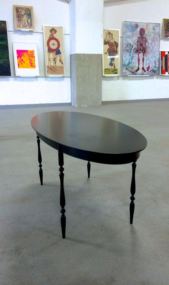 The Iron Lady at Robert van Oosterom Interiors and Fine Art during Art Rotterdam 2015. www.hettafelbureau.nl