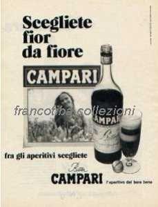 Campari - pubblicità d'epoca