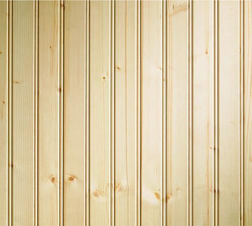 8 Premium V Groove Beaded Reversible Interior Wall Planks 14 Sq Ft Pkg Tongue And Groove Walls Wall Planks Pine Wood Walls