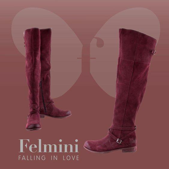 NEW COLLECTION Fall Winter 2016/17  FELMINI <3  #felminifallwinter201617 #felmini #felminiboots #newcollection #fw #news #trendy #style #boots #Bertha9925