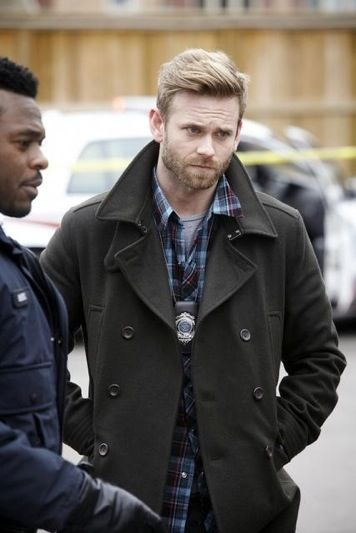 Rookie Blue: Eric Johnson talks with me about Luke's return and voicing one of video games' most badass characters.