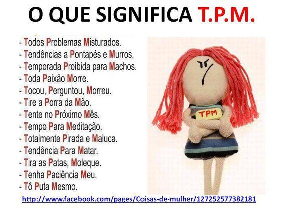 O que significa TPM